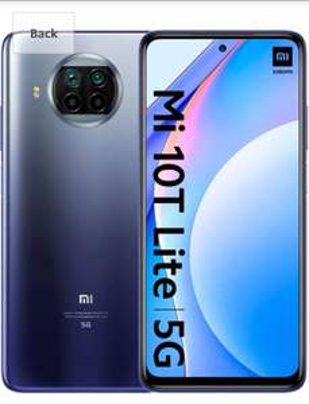 Xiaomi Mi 10T Lite 5G - Smartphone 6+64GB £229.99 @ Amazon