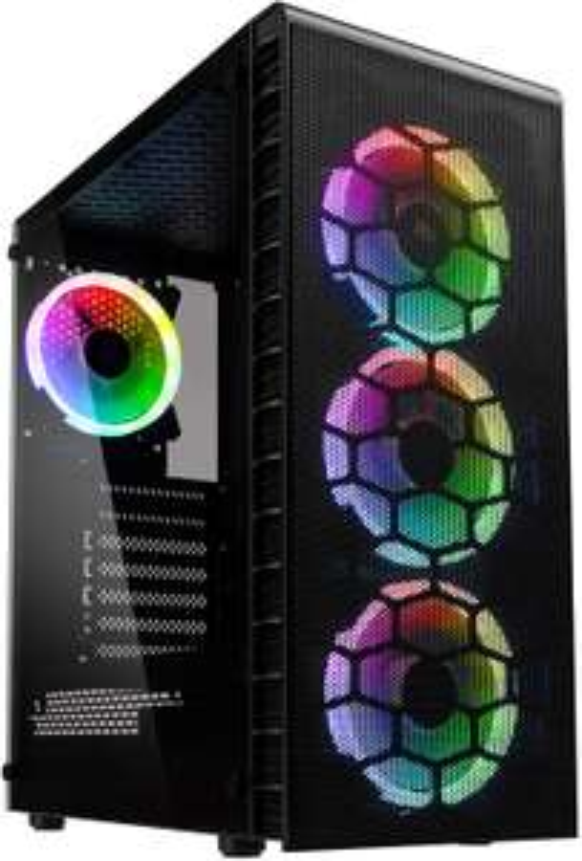 Ryzen 3100 240GB + 1TB storage, 16GB Ram RGB Case No GPU: £368 / or 1650 £527