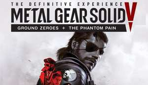 Metal Gear Solid V The Definitive Experience PS4 Digital @ PlayStation Store UK - £3.19