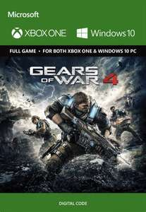 Gears of War 4 (Xbox One / PC) - £1.84 @ Instant Gaming