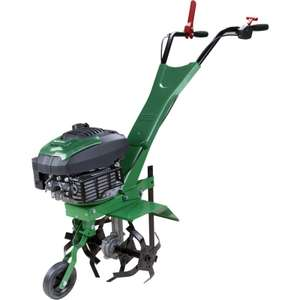 Qualcast Petrol Rotivator - 129cc for £99.03 @ Homebase (free click+collect)