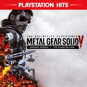 Metal Gear Solid V: The Definitive Experience [PS4] £1.55 @ PlayStation Network Turkey