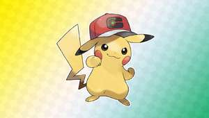 FREE Pokemon Sword and Shield - The World Cap Pikachu