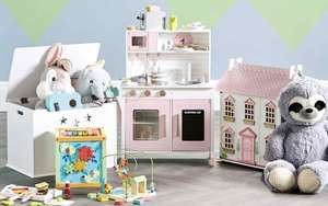 Toy Event from the 5th Nov (e.g Colour In Playhouse (Frozen 2 / Peppa Pig / Elf) £8.99 / Ride Ons £29.99 / Airfix Sets £4.99) @ Aldi