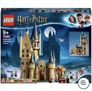LEGO Harry Potter: Astronomy Tower (75969) £66.29 @ I Want One of Those