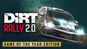 DiRT Rally 2.0 - Game of the Year Edition - £9.34 at Playstation Network