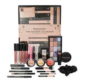 Revolution Beauty Advent Calender is now £35 @ Superdrug (Click & Collect Only)