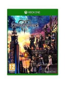 Xbox One Kingdom Hearts 3: Standard Edition £12.99 @ Littlewoods