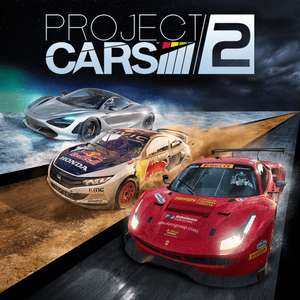 Project CARS 2 Deluxe Edition PS4 £11.99 @ Playstation Store