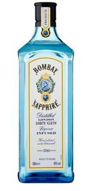 Bombay Sapphire London Gin 1L £20 at Morrison's