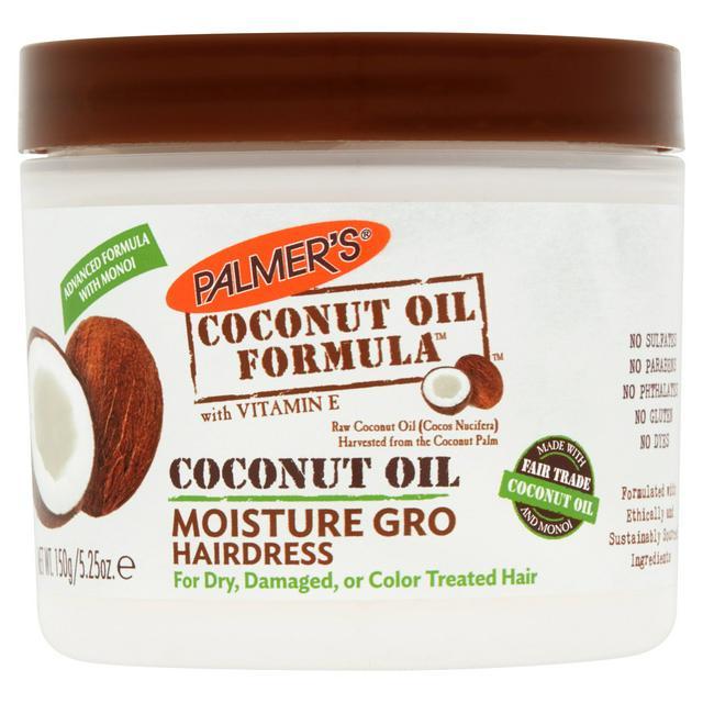 Palmer's Coconut Oil Formula Moisture Gro Hairdress 150g £2 at Sainsbury's