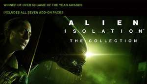 Alien Isolation The Collection PS4 £9.59 at Playstation Network