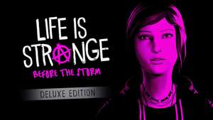 Life is Strange: Before the Storm Deluxe Edition (PS4) - PlayStation Network - £3.99