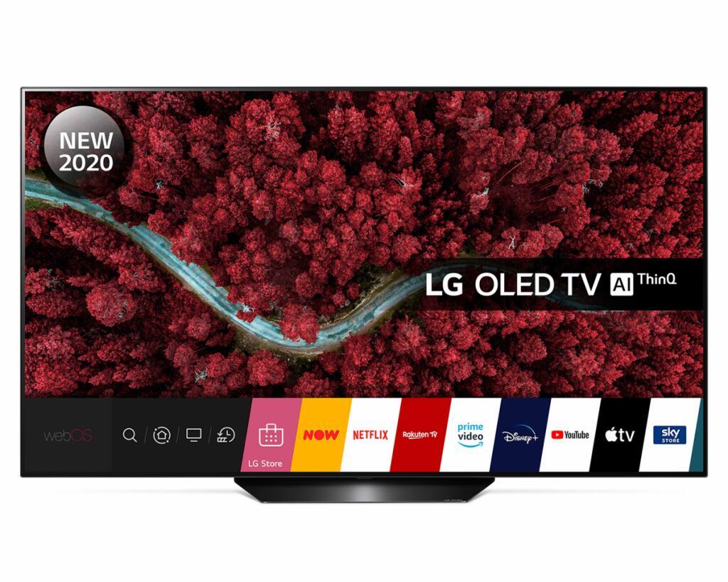 """LG OLED65BX6LA 65"""" 4K Smart OLED TV £1629.10 with 10% code LG10 at Tekzone"""