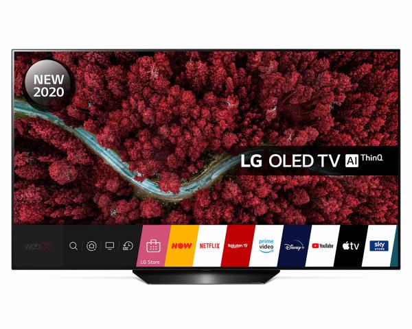 """LG OLED55BX6LA 55"""" 4K Smart OLED TV - £989.10 with code at Tekzone"""