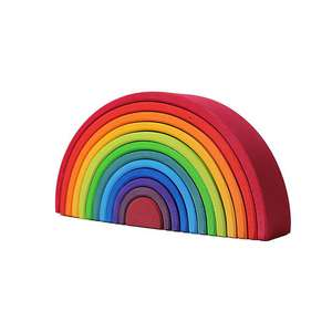 Grimms large rainbow - £58.50 With Code @ Naturalbabyshower