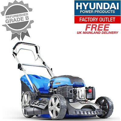 "Hyundai HYM510SP 20"" Lawnmower Self Propelled 173cc Petrol ***GRADED*** - £235.58 @ eBay / hyundaipowerfactoryoutlet"