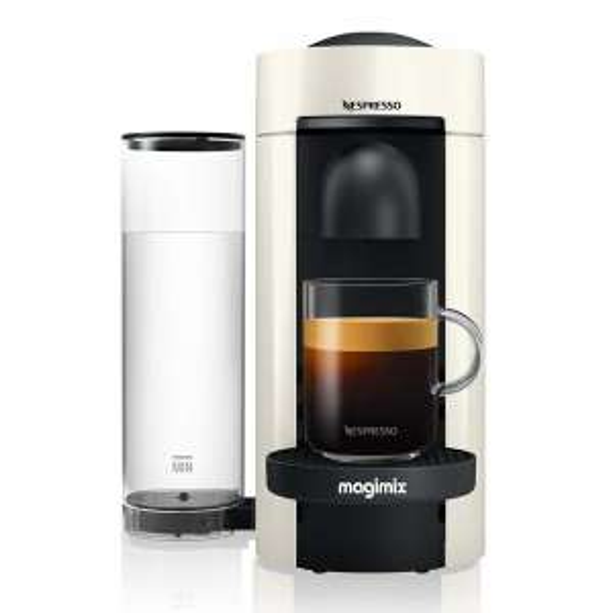 Nespresso by Magimix Vertuo Plus 11398 LE White - 100 Free Capsules - £78.95 @ PRC Direct