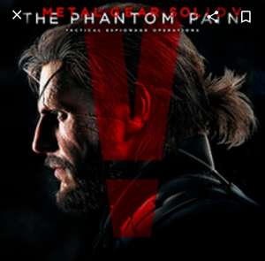 Metal Gear Solid V: The Phantom Pain PS4 £4 +£1.95 delivery @ CeX