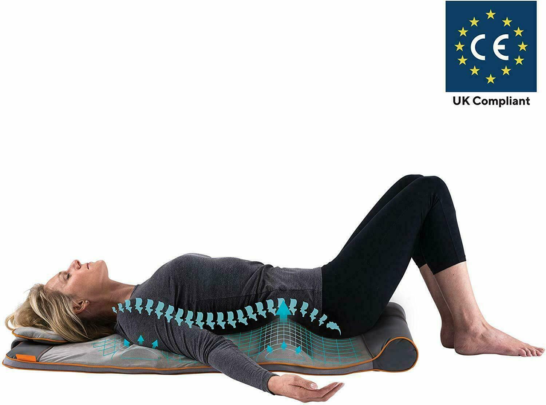 HoMedics STRETCH Back Stretching Mat - Yoga Inspired £39.99 @ ebay / helpdesk_it