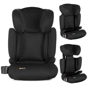 Hauck Bodyguard Pro Group 2,3 ISOFIX Car Seat - Black / Black £37.95 + £5.95 delivery @ Online4Baby