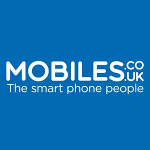 £10 off Upfront Cost of Pay Monthly Handset Orders and Free Next Day Delivery at Mobiles.co.uk