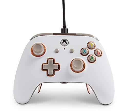 PowerA Fusion Pro Wired Controller For Xbox One - White £64.99 @ Amazon