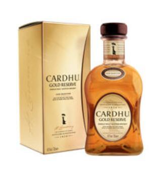 Cardhu Gold Reserve Single Malt Scotch Whisky 70cl £25 @ Asda