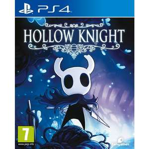 PS4 Hollow Knight £10 at Smyths (Free Collection / Limited Stock)