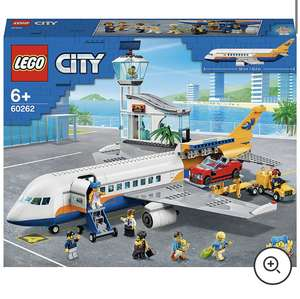 LEGO City Airport: Passenger Airplane (60262) £59.45 @ I Want One of Those