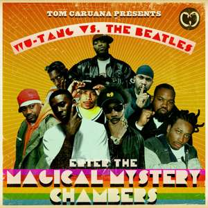 FREE: Wu Tang vs The Beatles: Enter The Magical Mystery Chambers (6 colour options)