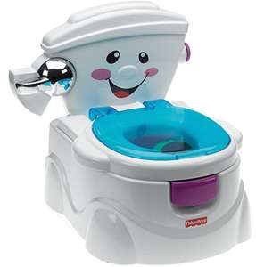 Fisher-Price P4324 My Potty Friend, Kids Toilet Training Seat with Sounds, Songs and Phrases £29.99 @ Amazon