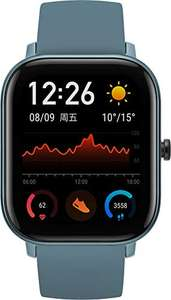 Amazfit GTS Smart Watch Blue AMOLED/ GPS / Touchscreen £88.68 (£85 with fee free card) Delivered @ Amazon Spain