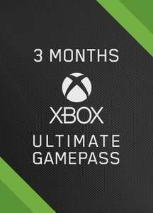 Xbox game pass ultimate 3 months £20.93 @ Instant Gaming
