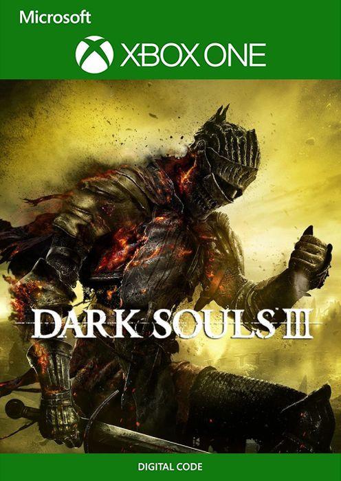 Dark Souls III 3 Xbox One 11.99/Deluxe Edition 19.99 @ CDKeys