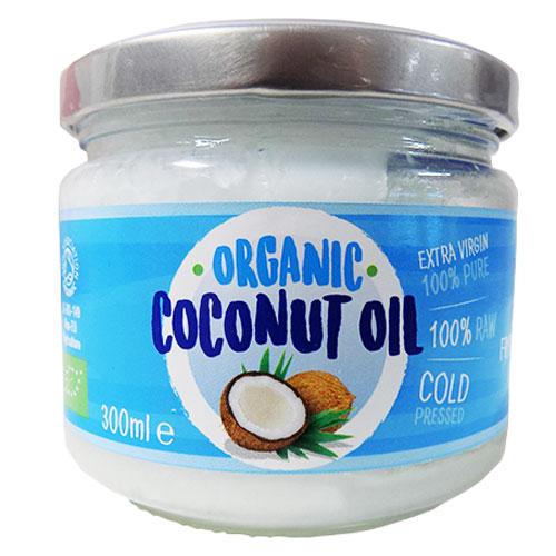 Organic Coconut Oil 300ml £1.79 : B&M (Uddingston)