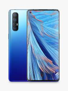 """Oppo Find X2 Neo Smartphone, Android, 12GB RAM, 6.5"""", 5G, SIM Free, 256GB, Blue - £409.99 Delivered @ John Lewis & Partners"""
