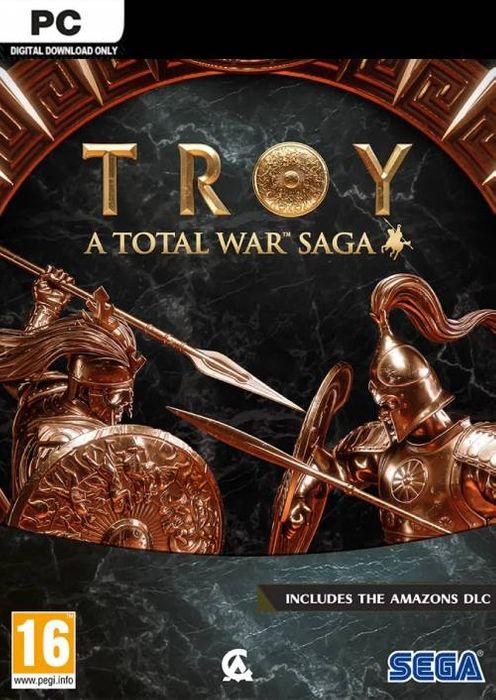 Total War Saga: TROY Limited Edition (Steam) £22.99 @ CDKEYS