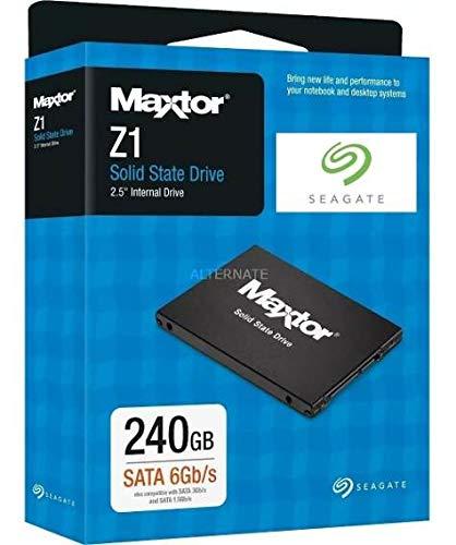 Maxtor Z1 240 GB Solid State Drive SATA 6 Gb/s 2.5 Inches Black - £22.98 @ Amazon
