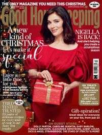 £22.50 for 6 issues/6 months Plus Free Good Housekeeping Ultimate Recipe Collection cookbook + free delivery @ Hearst Magazines