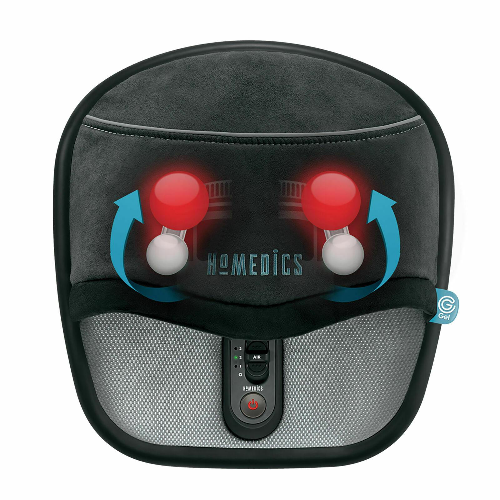 HoMedics Shiatsu Foot Massager (Refurb) £39.99 Delivered @ eBay / helpdesk_it