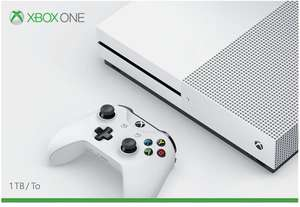 Xbox One S 1TB + White Xbox Controller, 1 month Xbox Game Pass & 14 days Xbox Live Gold £179.99 delivered @ Amazon