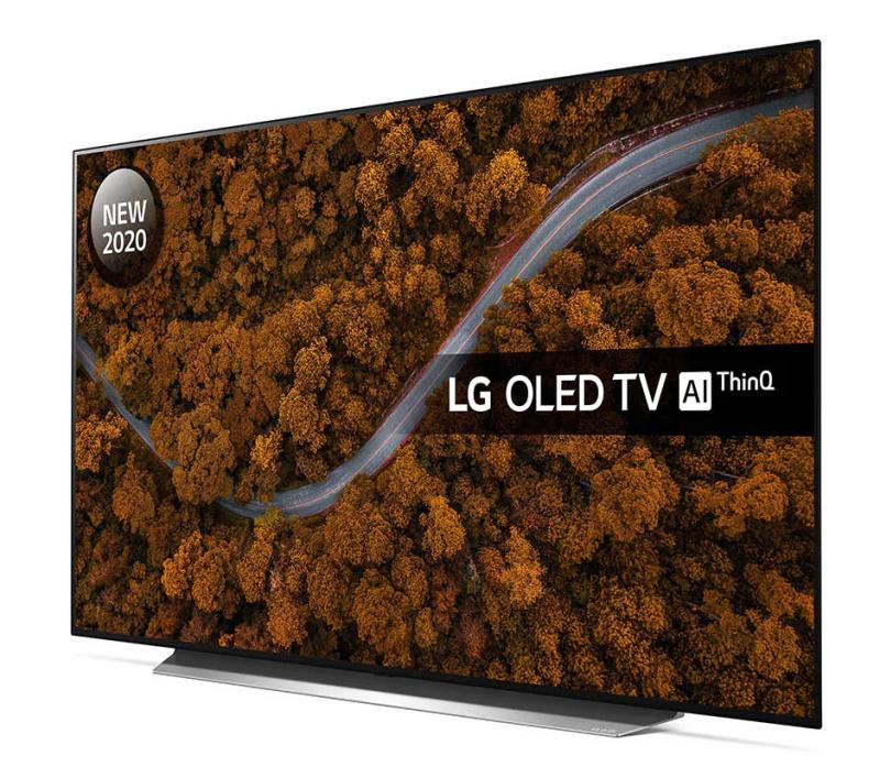 """55"""" LG OLED55CX5LB 4K HDR Smart OLED TV £999.99 + £19.99 del (GRADE A) at ElectronicWorldTV"""