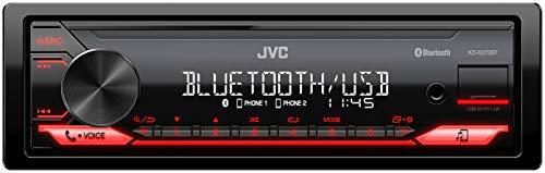 JVC KD-X272BT Car Stereo £65.43 @ Amazon