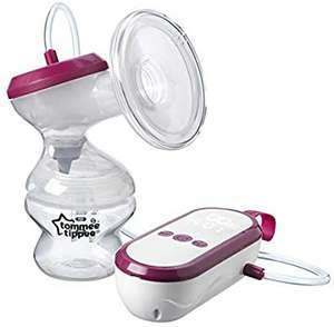 Tommee Tippee Electric Breast Pump £60.75 @ Amazon