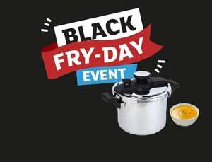 Prestige - Black Friday Pressure Cookers up to 43% off