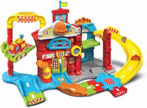 VTech Toot-Toot Drivers Fire Station is now £25 Delivered @ Amazon