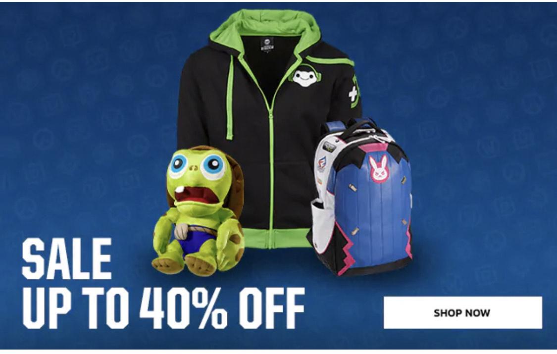 40% Blizzard Merchandise - Official Online Store
