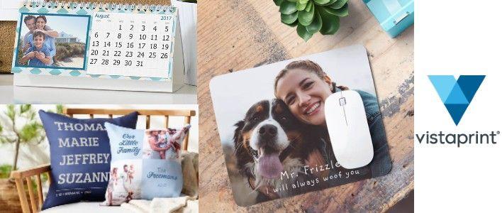 Up to 30% off inc. 25% off wall calendars at Vistaprint