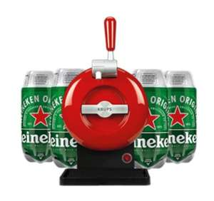 The SUB classic starter pack, including 4x 2litre Heineken kegs £129 at Beerwulf (UK The Sub)